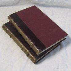 Libros antiguos: VERDAD, DE EMILIO ZOLA, 1902-1903, ED. MAUCCI, DOS TOMOS. Lote 151534154