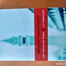Libros antiguos: LA TEMPESTAD JUAN MANUEL DE PRADA. Lote 151570314
