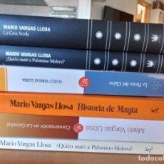 Libros antiguos: LOTE MARIO VARGAS LLOSA. Lote 151570758