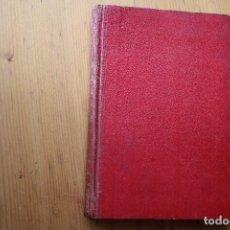 Libros antiguos: OPERACIONES SIMPLIFICADAS MERCADO CENTRAL DE PESCADO IMPRENTA MYRIA. Lote 151595630