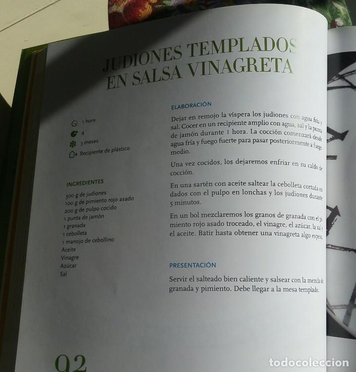 Libros antiguos: Saber cocinar. Recetas y trucos de la mañana de la 1 - Foto 4 - 151842262