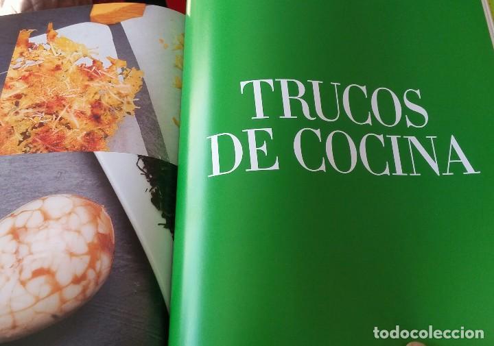 Libros antiguos: Saber cocinar. Recetas y trucos de la mañana de la 1 - Foto 5 - 151842262