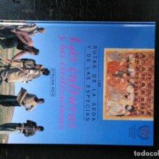 Libros antiguos: LAS RUTAS DE LA SEDA Y DE LAS ESPECIAS - STRUAN REID. Lote 222723100