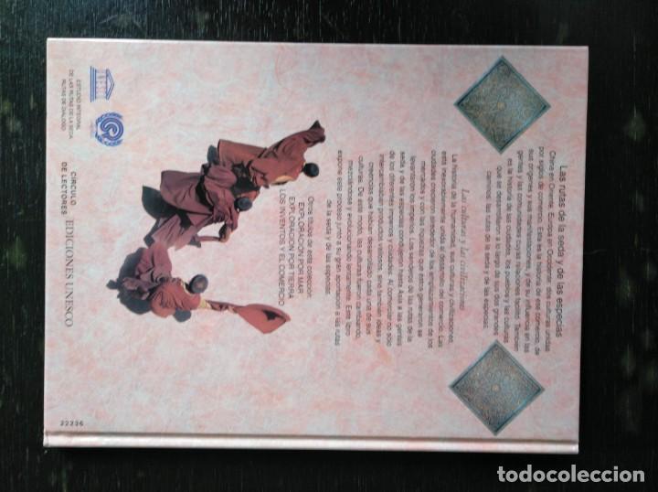 Libros antiguos: Las rutas de la seda y de las especias - Struan Reid - Foto 2 - 222723100