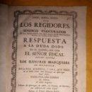 Libros antiguos: ILUSTRES MARQUESES DE SERDAÑOLA - BARCELONA AÑO 1772 - MUY RARO.. Lote 151864550