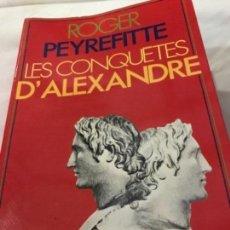 Libros antiguos: ROGER PEYREFITTE DEDICADO POR EL AUTOR A DALI. Lote 151888986