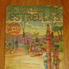 Libros antiguos: ABEL. EL COLLAR DE ESTRELLAS (BIBLIOTECA JUVENTUD ; 4) / [ILUSTRACIONES DE J. CHACÓN MONTORO]. Lote 151963494