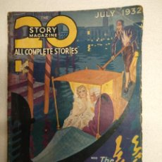 Libros antiguos: THE 20 STORY MAGZINE. Lote 151988552