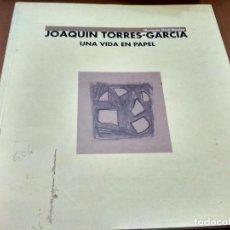 Libros antiguos: JOAQUÍN TORRES GARCÍA. Lote 151999530