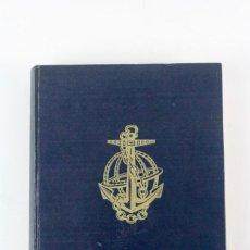Libros antiguos: L-2366 HISTOIRE DE LA COMPAGNIE GENERALE TRANSATLANTIQUE. ROGER VERCEL.ED METIERS GRAPHIQUE AÑO 1955. Lote 152004498
