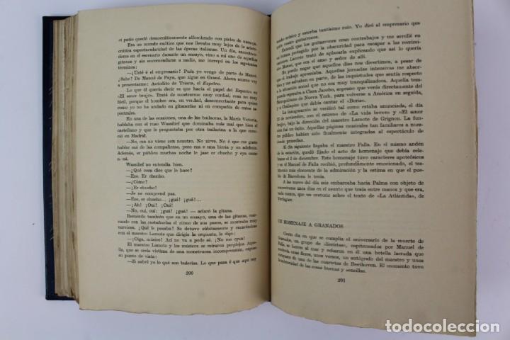 Alte Bücher: L-2366 HISTOIRE DE LA COMPAGNIE GENERALE TRANSATLANTIQUE. ROGER VERCEL.ED METIERS GRAPHIQUE AÑO 1955 - Foto 12 - 152004498