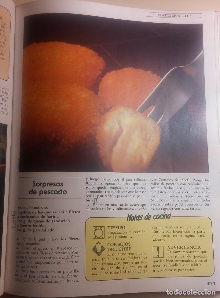 Libros antiguos: La cocina ideal. 8 Volúmenes - Foto 4 - 152058086