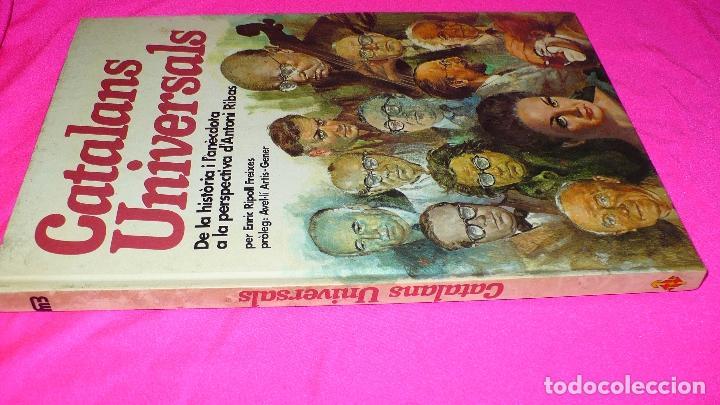 Libros antiguos: catalans universals, editorial hmb del 1980. - Foto 4 - 152163258