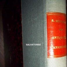Libros antiguos: SABINO BERTHELOT. ANTIQUITÉS CANARIENNES.1879.PARIS.TENERIFE.CANARIAS.TAPA DURA.E.PLON. Lote 152176662