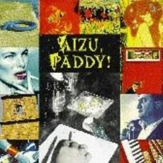 Libros antiguos: AIZU PADDY PADDY REKALDE EUSKERA AEK. Lote 152324554