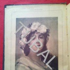 Libros antiguos: TUBAL MAS DE 100 AÑOS 1891 CIENTOS DE GRABADOS LA SEMANA POPULAR 52 NUMEROS EN UN TOMO. Lote 152350270