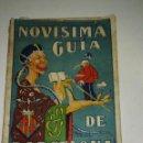 Libros antiguos: LIBRO, NOVÍSIMA GUÍA DE BARCELONA . Lote 152370462