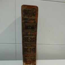Libros antiguos: EL SACROSANTO Y ECUMENICO CONCILIO DE TRENTO TRADUCIDO AL CASTELLANO 1785. Lote 152387990