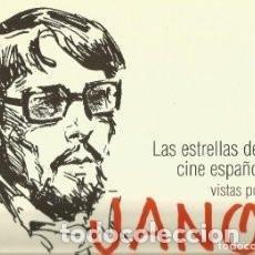 Libros antiguos: LAS ESTRELLAS DEL CINE ESPAÑOL. JANO.. Lote 152415398