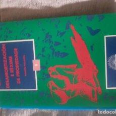 Libros antiguos: DESAMORTIZACIÓN E RÉXIME DE PROPIEDADE, RAMÓN VILLARES; ED. A NOSA TERRA, LINGUA GALEGA. Lote 152481186