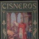 Libros antiguos: CISNEROS (ARALUCE, C. 1930). Lote 152555204