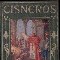 Livres anciens: CISNEROS (ARALUCE, C. 1930). Lote 152555204