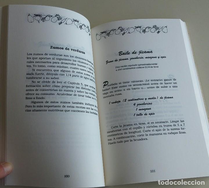 Libros antiguos: El poder de los zumos - Foto 3 - 152569322