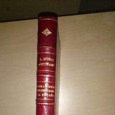 Libros antiguos: SANEAMIENTO E HIGIENIZACIÓN DE ESPAÑA - EJÉRCITO MINAS AGUAS COMARCAS RURALES - 1921. Lote 152581314