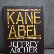 Libros antiguos: KANE Y ABEL. Lote 152585442