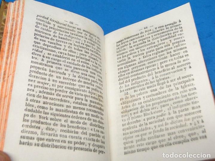 Libros antiguos: HISTORIA DE LA REFORMA PROTESTANTE EN INGLATERRA E IRLANDA(2 vol. obra completa ).-COBBETT, William - Foto 3 - 152614482