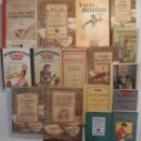 Libros antiguos: 16 LIBROS FACSÍMILES RELATIVOS A LA GASTRONOMÍA. COCINA CASERA TRADICIONAL ESPAÑOLA REPOSTERÍA. Lote 152616282