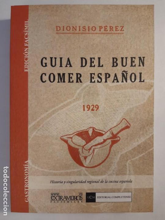 Libros antiguos: 16 libros facsímiles relativos a la GASTRONOMÍA. Cocina casera tradicional española Repostería - Foto 2 - 235537990
