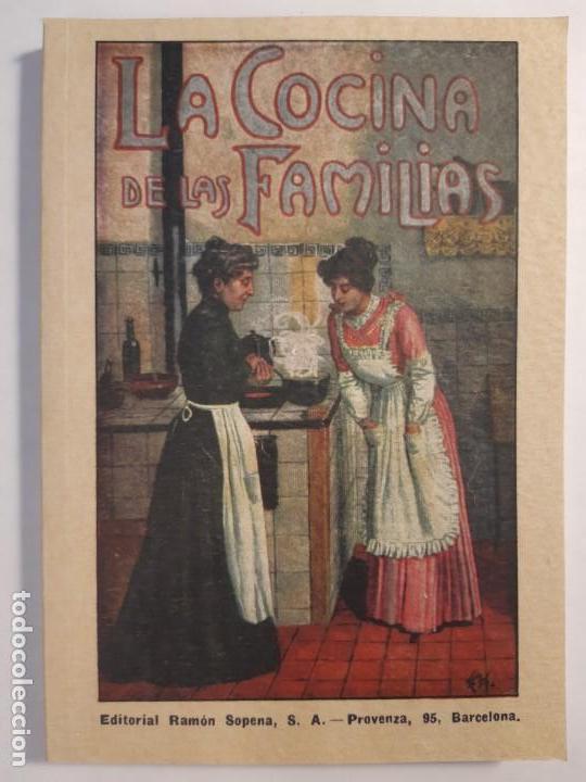 Libros antiguos: 16 libros facsímiles relativos a la GASTRONOMÍA. Cocina casera tradicional española Repostería - Foto 3 - 235537990