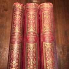 Libros antiguos: EL QUIJOTE 1900 EN PERFECTO ESTADO CASI NUEVO. Lote 152722505