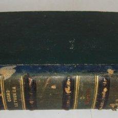 Libros antiguos: OBRAS POPULARES D. ANTONIO DE TRUEBA. TOMO II. MADRID 1875. CON GRABADOS.. Lote 152753842