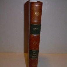 Libros antiguos: LIBRO AÑOS 20.LA COCINA CASERA POR LA DOCTORA FANNY.. Lote 152778522