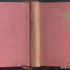 Libros antiguos: AGUILAR - GUSTAVO ADOLFO BECQUER - OBRAS COMPLETAS - 1942 JOYA. Lote 152819946
