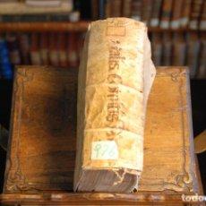 Libros antiguos: MYTHOLOGIAE SIVE EXPLICATIONIS FABULARUM - LIBRI DECEM - NATALIS COMITIS - HANOVIAE - 1605 - PERGAMI. Lote 152832366