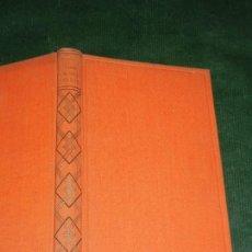 Libros antiguos: LAURA A LA CIUTAT DELS SANTS, DE MIQUEL LLOR - ED.PROA 1A.EDICION 1931 NUMERADO. Lote 152835970