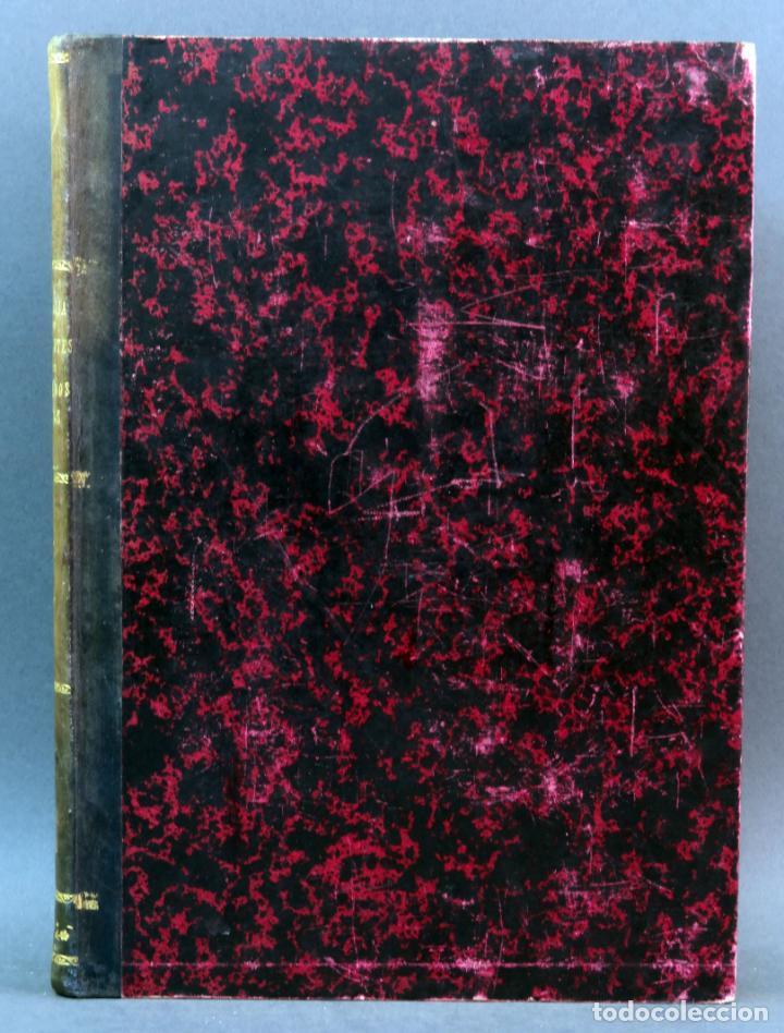 Libros antiguos: Historia de los Presidentes de los Estados Unidos L Verneuil Montaner y Simón editores 1885 - Foto 3 - 152903926