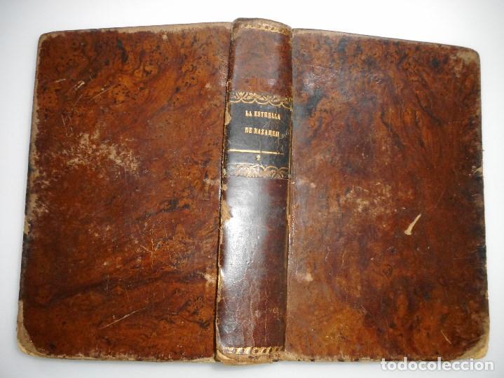 LUIS GARCÍA LUNA LA ESTRELLA DE NAZARETH, LEYENDAS Y TRADICIONES DE TIERRA SANTA(OMO II) Y92665 (Libros antiguos (hasta 1936), raros y curiosos - Literatura - Narrativa - Otros)