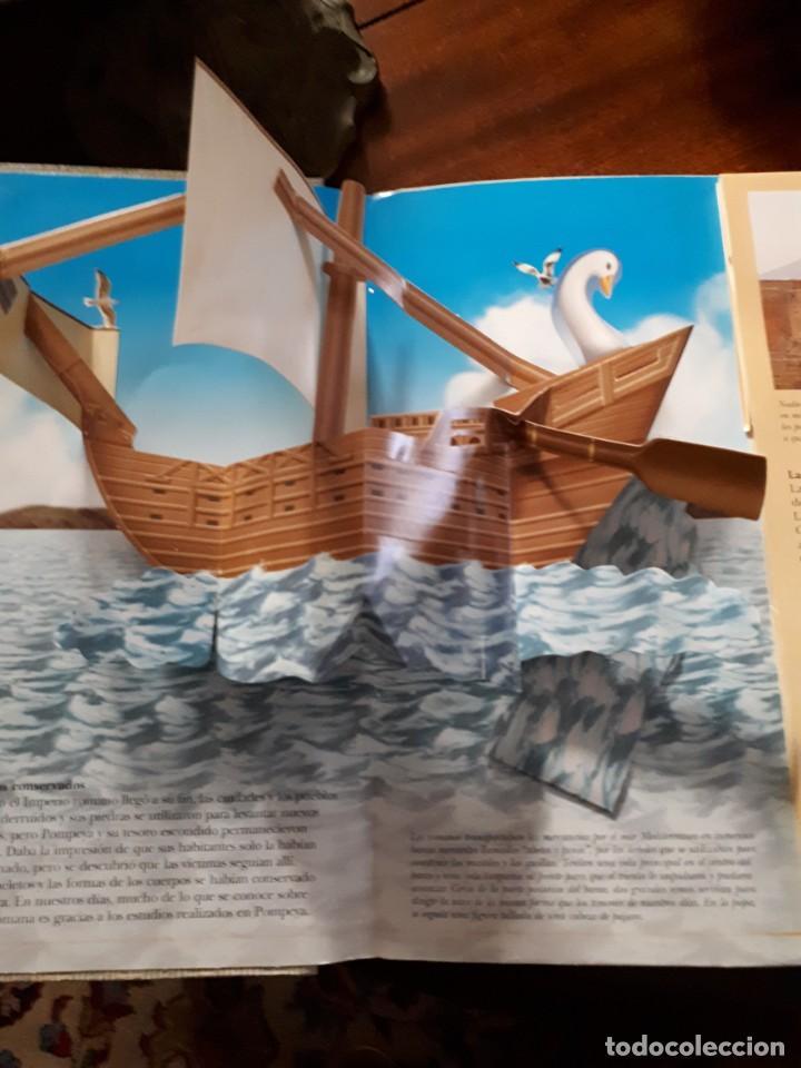 Libros antiguos: POMPEYA, libro pop-up - Foto 2 - 153069154