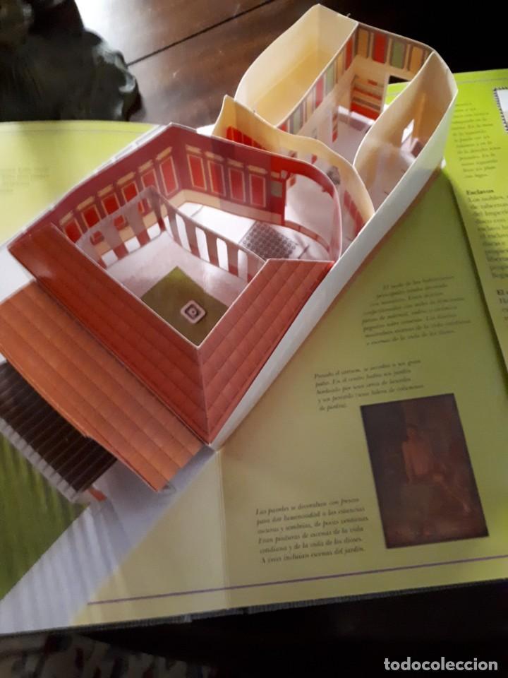 Libros antiguos: POMPEYA, libro pop-up - Foto 4 - 153069154