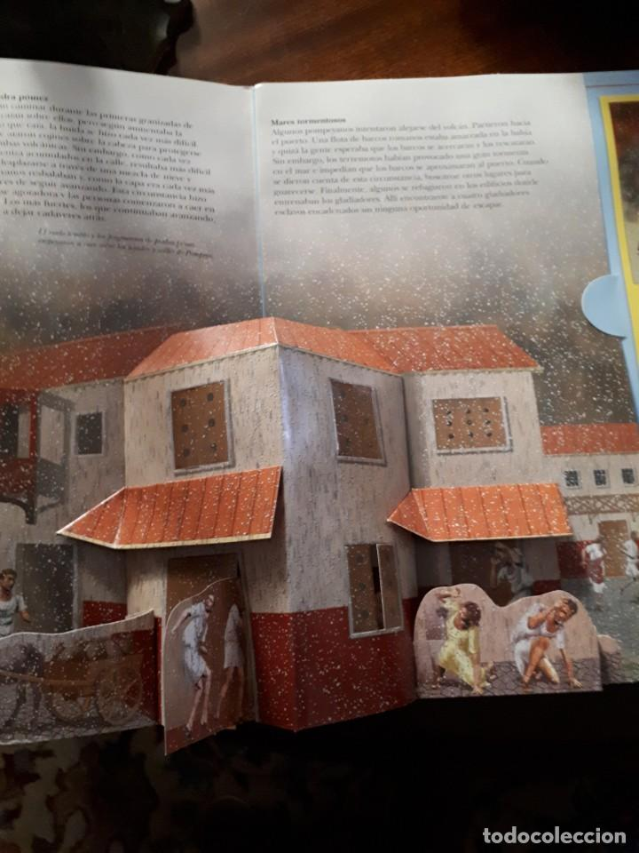 Libros antiguos: POMPEYA, libro pop-up - Foto 6 - 153069154