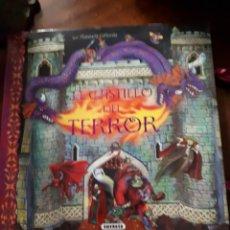 Libros antiguos: EL CASTILLO DEL TERROR, LIBRO POP-UP. Lote 153071162
