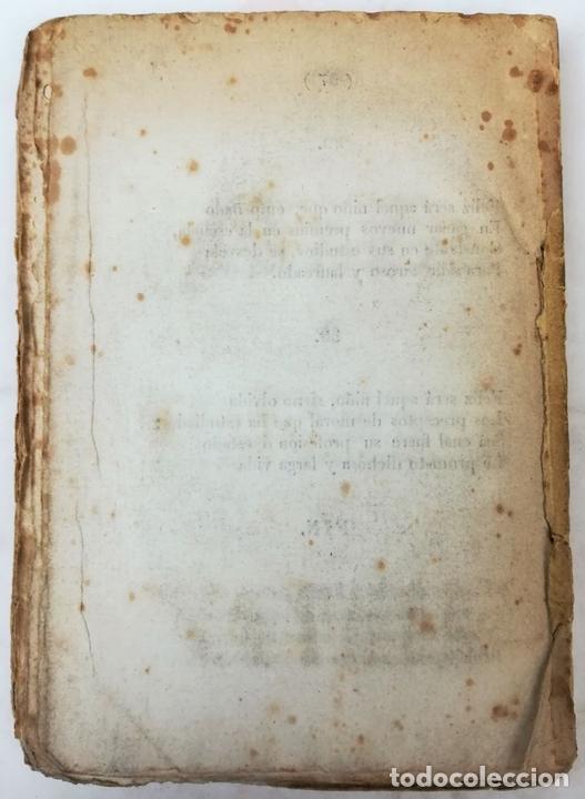 Libros antiguos: MÁXIMAS DE NAPOLEÓN. T. BELTRÁN SOLER. IMPREN. EL BARCELONÉS. BARCELONA 1850 - Foto 2 - 153082866