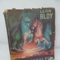 Libros antiguos: EN EL UMBRAL DEL APOCALIPSIS, DIARIO DEL AUTOR, 1913-1915, LEON BLOY, ED. MUNDO MODERNO. Lote 153094942