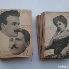 Libros antiguos: NOVELA CORTA, LOTE 51 NOVELAS ANTIGUAS. Lote 153108830