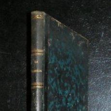 Libros antiguos: ALONSO MARTINEZ, MANUEL: LA FAMILIA. MEMORIA LEÍDA EN LA ACADEMIA DE CC. MORALES Y POLÍTICAS. 1872. Lote 40037679