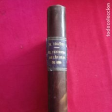 Libros antiguos: EL FANTASMA DE LAS ALAS DE ORO - VICENTE BLASCO IBÁÑEZ.PROMETEO 1930.. Lote 153197114
